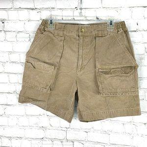 EUC-Points West Stone Wash 90's Vintage Shorts